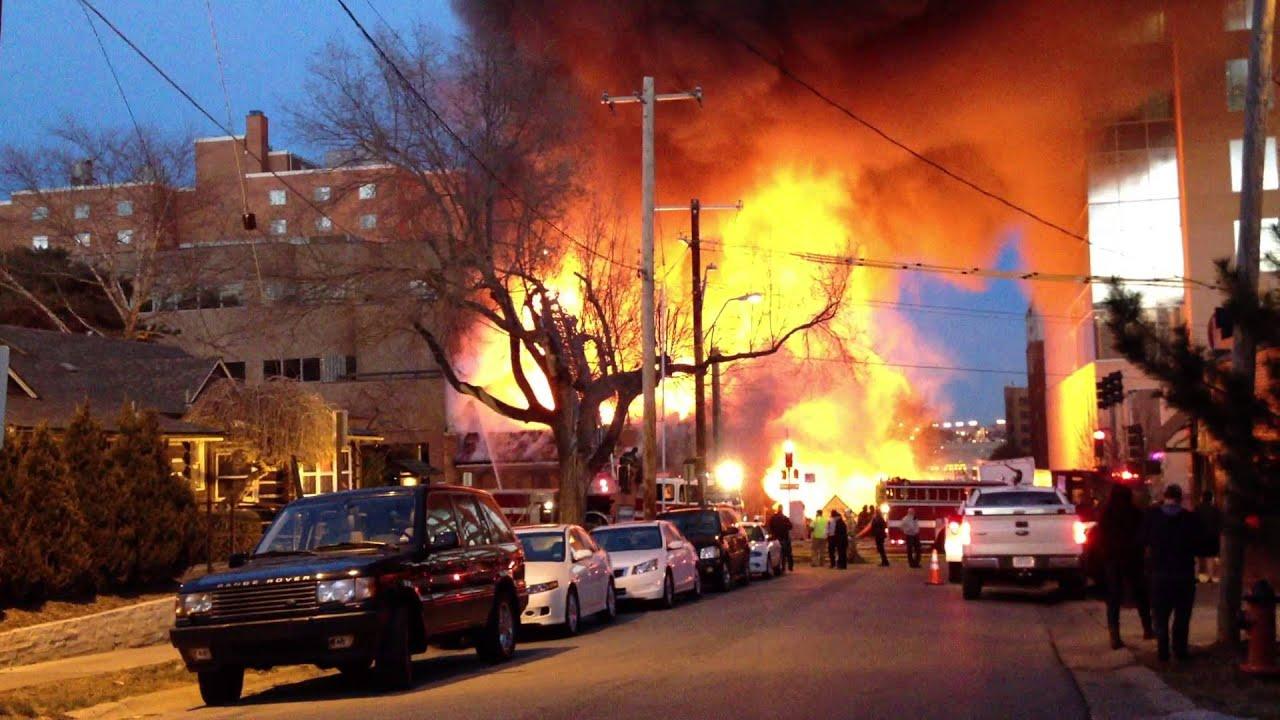Jj S Restaurant Explosion