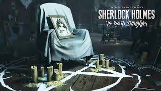 Исчезновение отца Тома Реддла | Sherlock Holmes The Devil's Daughter [#1]