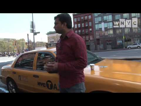 Out From Behind The Wheel: New York City Taxi Drivers