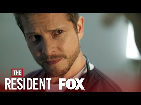 Conrad's Father Is Brought Into The ER   Season 2 Ep. 9   THE RESIDENT