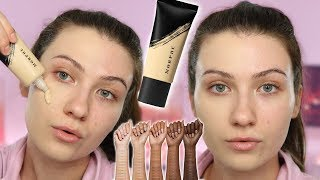 Morphe Fluidity Full Coverage Foundation