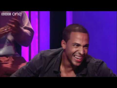 Will Marvin from JLS propose? - Lee Mack's All Star Cast - BBC One