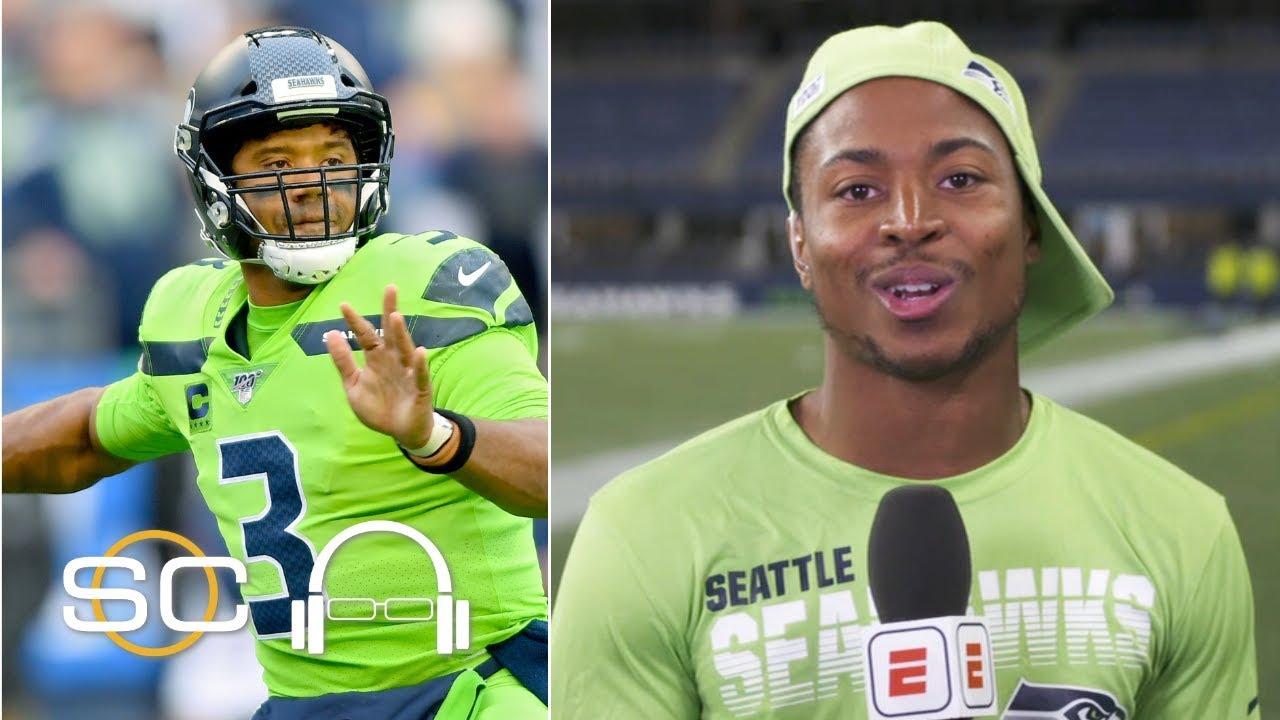 Tyler Lockett Praises Russell Wilson S Performance In Seahawks Tight Win Vs Rams Sc With Svp