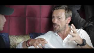 "Mark Llewhellin interviews SAS Who Dares Wins TV Show Star ""Ollie"" Ollerton"