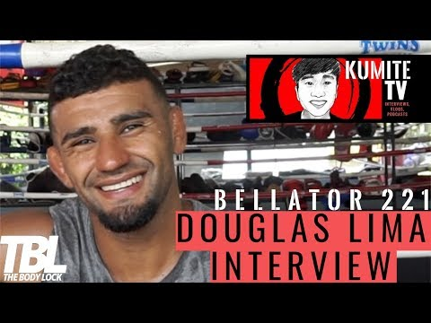 Douglas Lima Talks Preparation For Michael Page At Bellator 221, Elevated Mental Game & More
