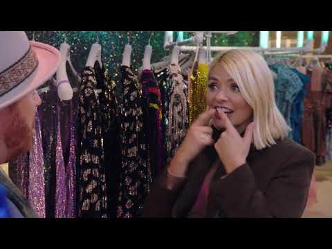 Holly Willoughby Talks About Her School Days