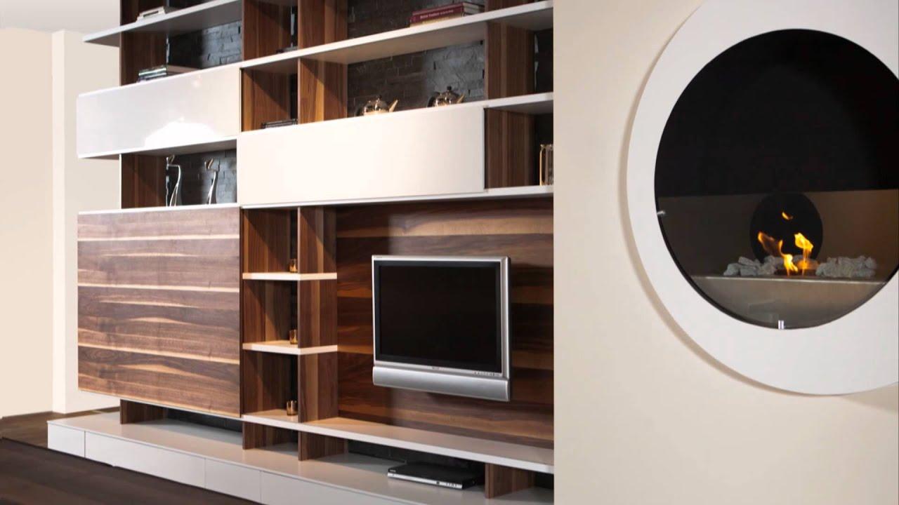 stilvolle und exklusive wohnr ume m ssen nicht unpraktisch sein youtube. Black Bedroom Furniture Sets. Home Design Ideas