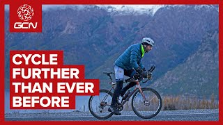6 Golden Rules For Endurance Cycling | Advice From Experts Mark Beaumont And Laura Penhaul
