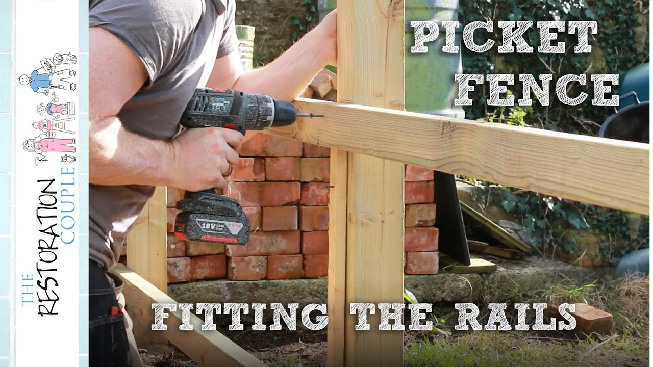 how to build a wriggle fence