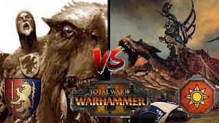 THE ROYAL HIPPOGRYPH KNIGHTS | Bretonnia vs Lizardmen: Mortal Empires - Total War Warhammer 2