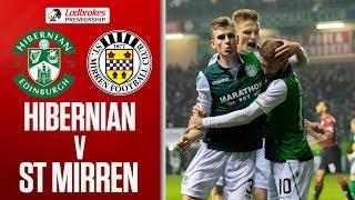 Hibernian 2-2 St Mirren | Hibs Battle Back to Earn Draw | Ladbrokes Premiership