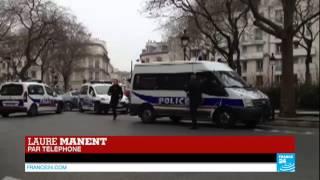 #URGENT : Au moins 11 morts dans une fusillade à Paris au siège de Charlie Hebdo