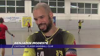 Yvelines | 3 questions au handballeur Benjamin Modeste
