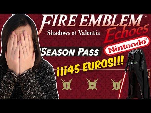 FIRE EMBLEM ECHOES DLC | Nintendo se pasa al LADO OSCURO
