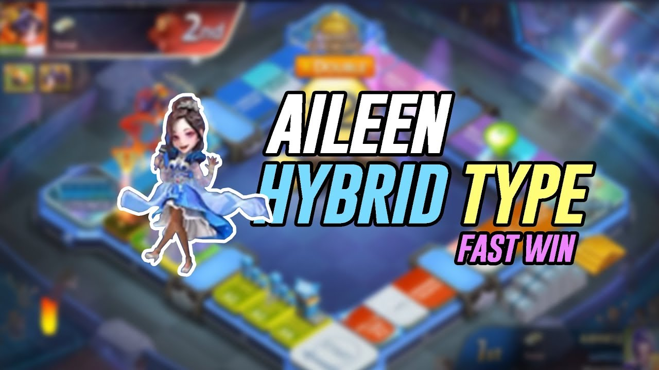 Aileen Fast Win Ttl Bisa Jebol Start Protection Line Let S Get Rich Youtube