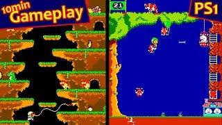 Konami Arcade Classics ... (PS1) 60fps