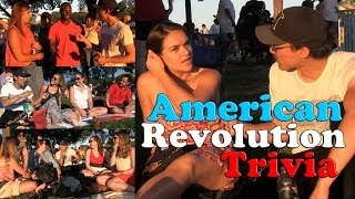 Americans Are Smart: Independence Day American Revolution Trivia - July 4