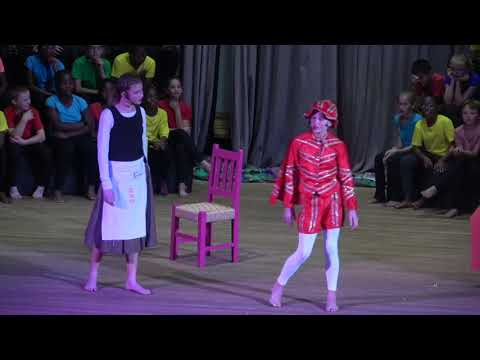 2019 - Springvale House Senior Play - Cinderella & Rockerfella