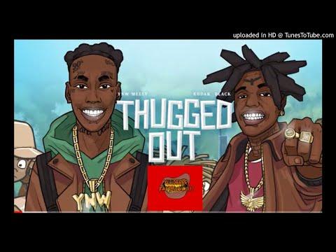 YNW Melly – Thugged Out (feat. Kodak Black) #SLOWED