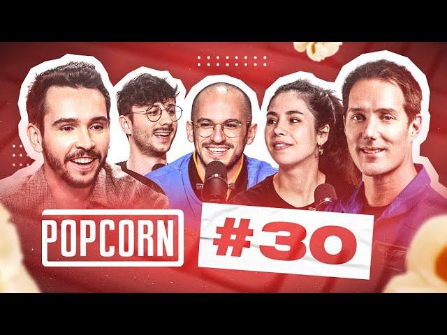 POPCORN #30 (avec Thomas Pesquet, Charlie Danger et Cyrus North)