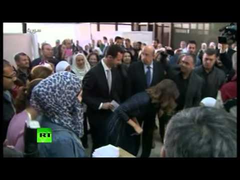 Башар Асад и