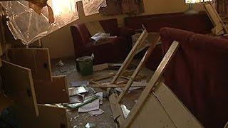 AP Views Devastation Inside Pakistan School