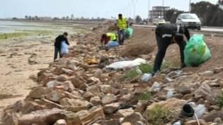 Djerba solidarity & development:campagne de nettoyage