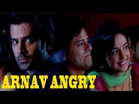 Arnav ANGRY WITH Khushi in Iss Pyar Ko Kya Naam Doon 11th October 2012