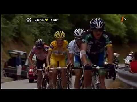Tour de France 2007 - 14e étape Mazamet - Plateau