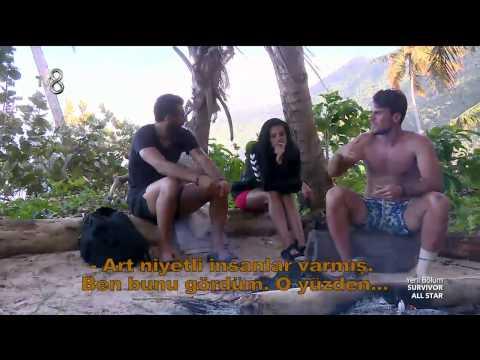 Survivor All Star - Anıl Tetik'i Sinirlendiren Olay (6.Sezon 8.Bölüm)