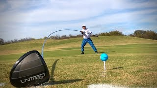 30 FOOT GOLF CLUB! *World Record*