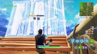 How to build faster on Fortnite console