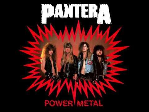 Pantera - Power Metal [1988] [REMASTERED !]