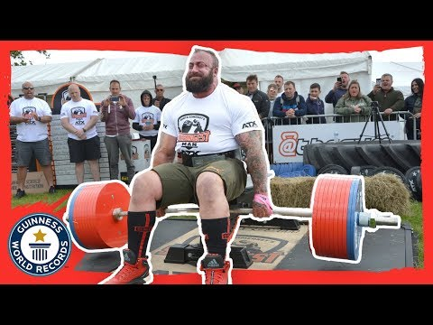Mark - DISABLED VETERAN SETS RECORD BY LIFTING 1,113 POUNDS