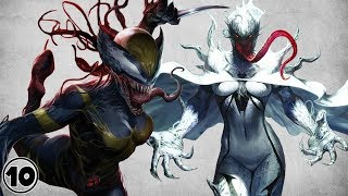 Top 10 Scariest Symbiotes - Part 2