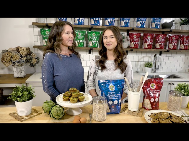 Rogers Foods -  Porridge Oats and Healthy Grains Product Video
