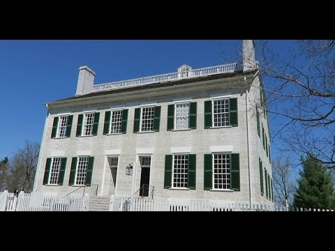 Shaker Village of Pleasant Hill – Harrodsburg, KY