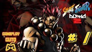 Street Fighter Alpha 2 - GAMEPLAY - PC