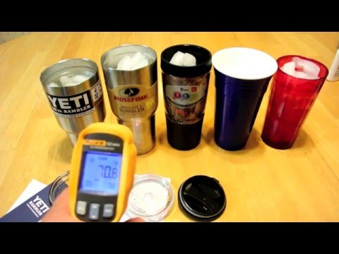 RV Gear Review: Insulated drink cups.