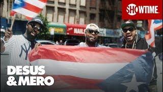 Marvel Has Captain America, We Have Captain Puerto Rico | DESUS & MERO | SHOWTIME