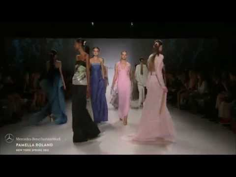 PAMELLA ROLAND: FINAL WALK AT MBFW S/S15 COLLECTIONS