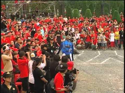 2010 YAMAHA FAMILY DAY 日本冠軍車手表演 - 成田 匠 - 2/4 (HD)
