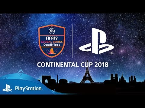 FIFA 19 | Copa Continental 2018 - Día 2: Octavos y cuartos de final | PlayStationLeague