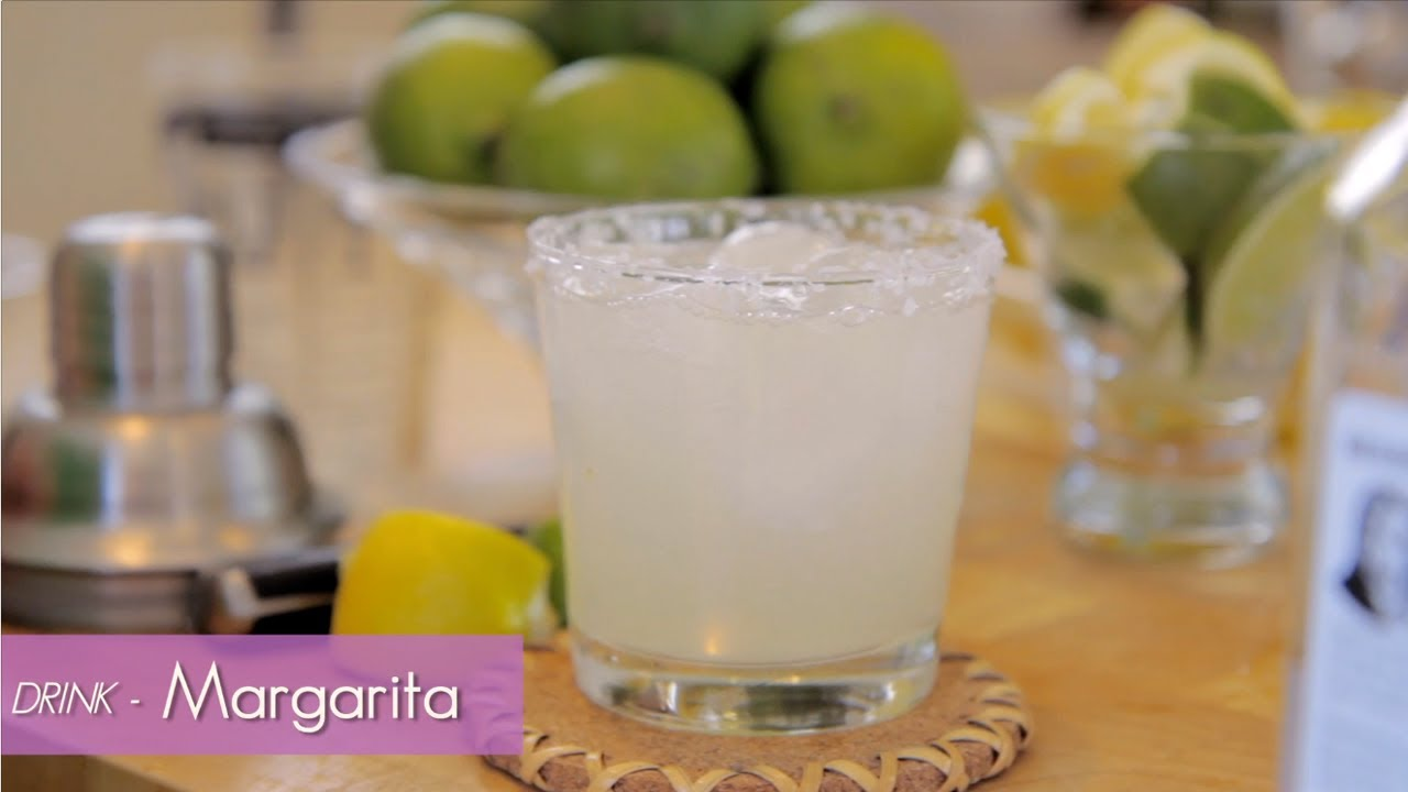 how to make a margarita youtube
