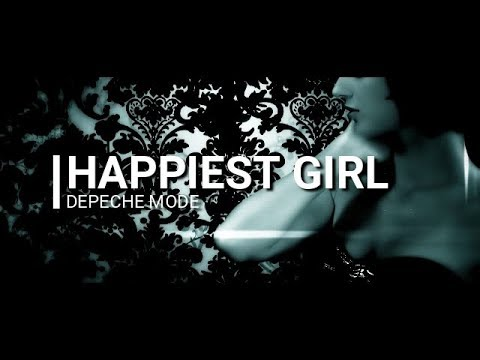 Happiest girl Karaoke   Depeche Mode