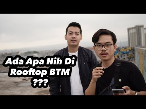 BTM Bandung   KEREN!TEMPAT FOTO-FOTO DAN NONGKRONG DI ROOFTOP BTM BANDUNG   BTS VIDEO COVER MUSIK
