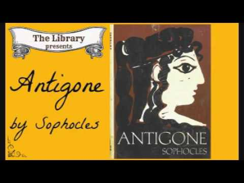 Antigone by Sophocles - Audiobook