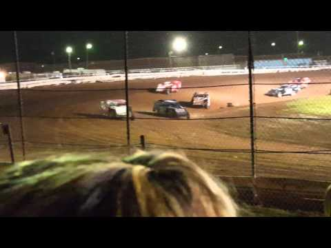 Abilene Speedway A Main 4-2-16