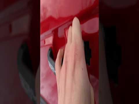 Не открывается водительская дверь, как открыть ничего не ломая WV B3
