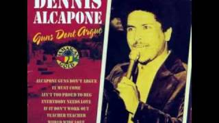 Dennis Alcapone - Teacher Teacher - Guns Don